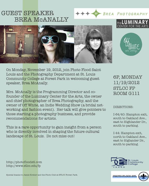 Guest Speaker 2: Brea McAnally