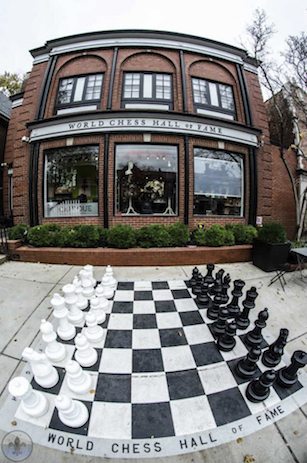 Mini-Flood 13: World Chess Hall of Fame