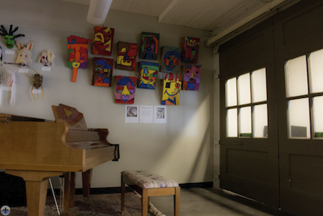Mini-Flood 30: Grand Center Arts Academy